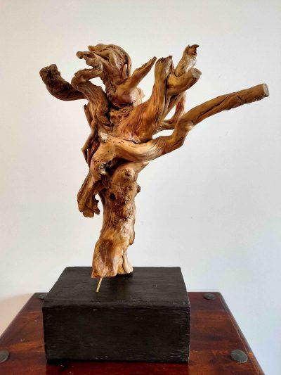 Ganesh – Driftwood Sculpture